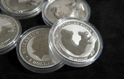 Silver-coins