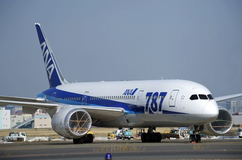 Boeing Said to Plan New 787 Battery So Jet Can Fly in Weeks