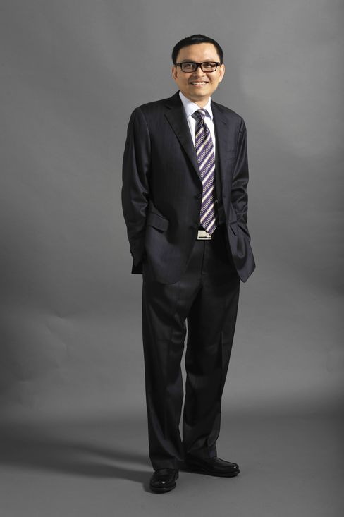 HTC CFO & Global Sales Head Chang Chialin