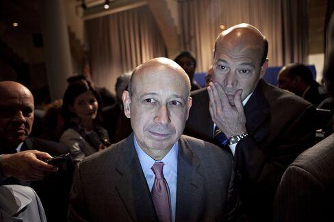 Goldman Succession May Be Hurdle for Cohn
