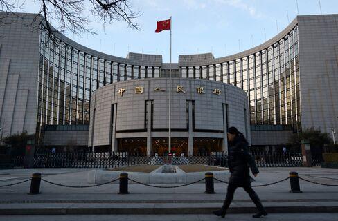 China Credit Growth at 21-Month Low as Li Curbs Shadow Banking