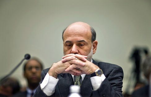 Fed Staff in 2008 Suddenly Awakened to Downturn, Briefings Show