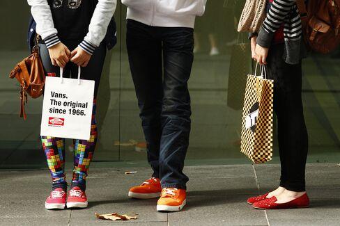 Australia Stimulus Helping Shoppers Shake Off Doldrums
