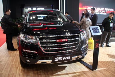 Great Wall Motor Havel H8 SUV