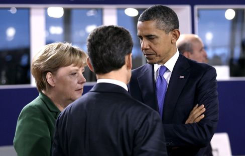 Obama Says Europe Needs to 'Flesh Out' Debt Crisis Response
