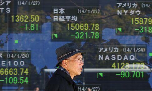 Securities Firm in Tokyo