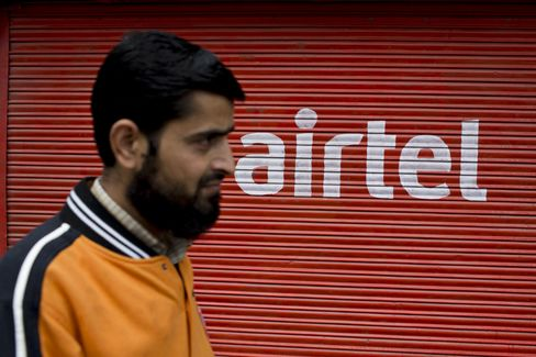 Bharti First-Quarter Profit Misses Estimates After Rupee Decline