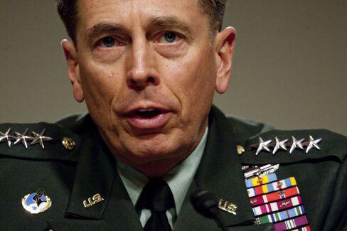 Petraeus Said to Resign Over Extra-Marital Affair