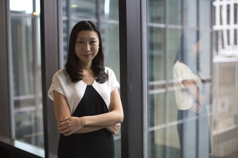 Midland Holdings Ltd. Deputy Chairman Angela Wong
