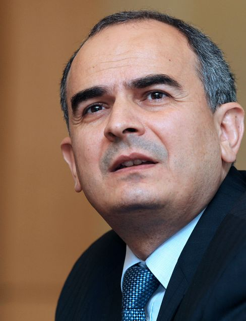 Central Bank of the Republic of Turkey Governor Erdem Basci
