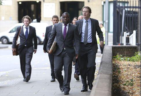 Former UBS Trader Kweku Adoboli
