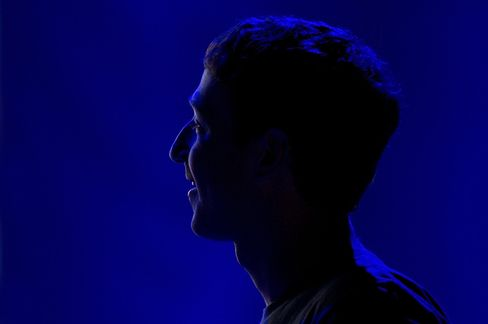 Facebook Inc. CEO and Founder Mark Zuckerberg