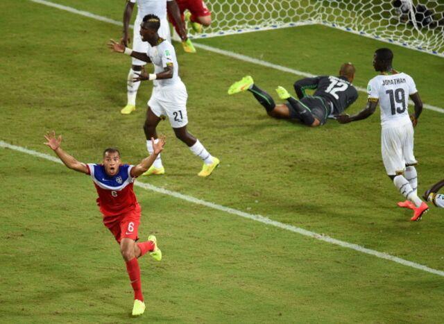 Moments earlier,Juergen Klinsmann became a genius.