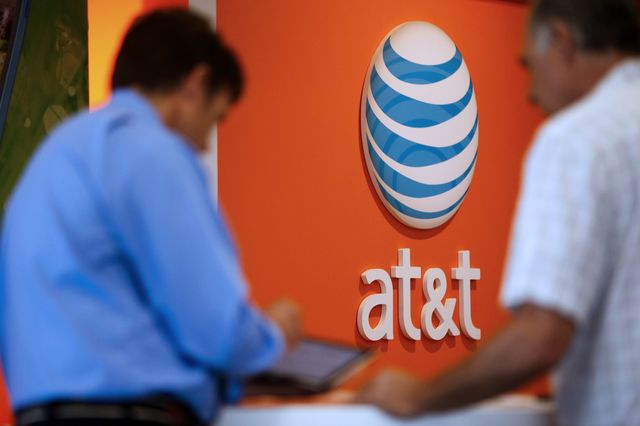 Sorry, AT&T, you can't have it all.Photographer: Patrick T. Fallon/Bloomberg