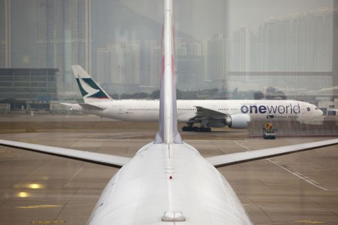 Cathay Pacific Posts Full-Year Net Income HK$14 Billion