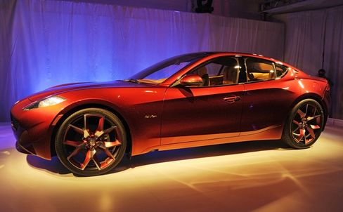 Fisker Plug-In Technology Shouldn't Go to Chinese, Grassley Says