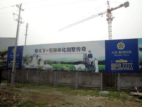 Zhejiang Xingrun's Peach Blossom Palace Billboard
