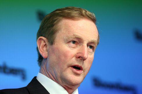 Prime Minister of Ireland Enda Kenny