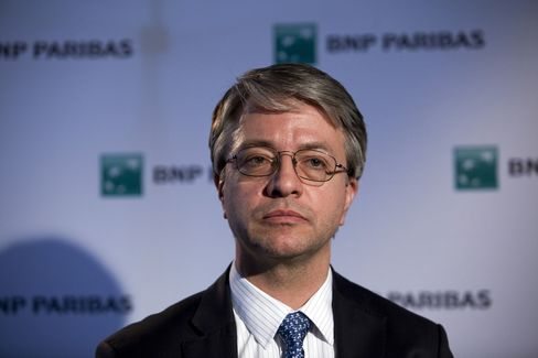 BNP CEO Jean-Laurent Bonnafe