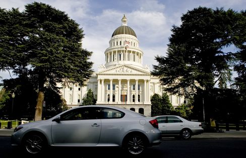 California Capital $500,000 'Crash Tax' Taps Drivers
