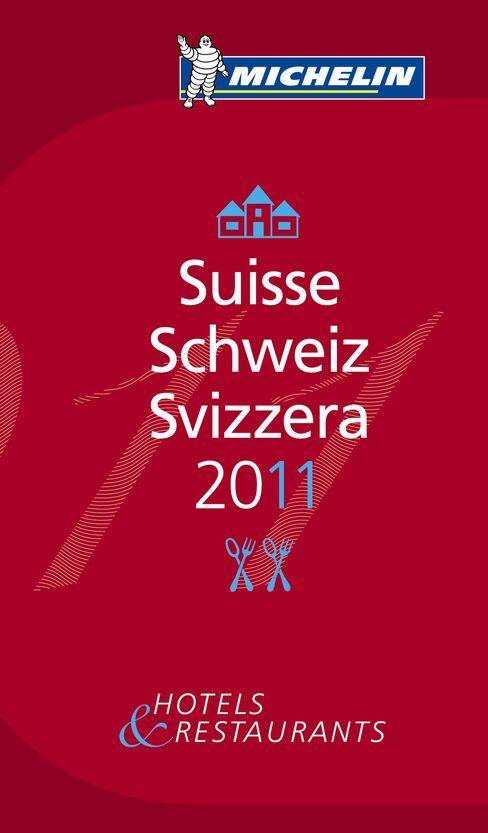 Michelin Guide to Switzerland