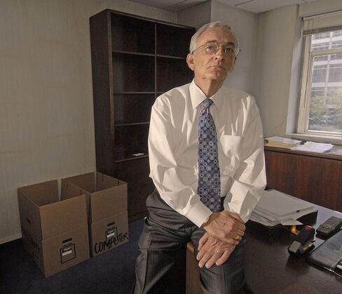 Van Dongen, head of the nation's top wholesalers' group