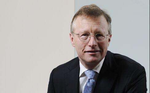 A.P. Moeller-Maersk A/S CEO Nils Smedegaard Andersen