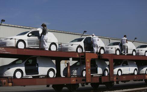 New Volkswagen Automobiles