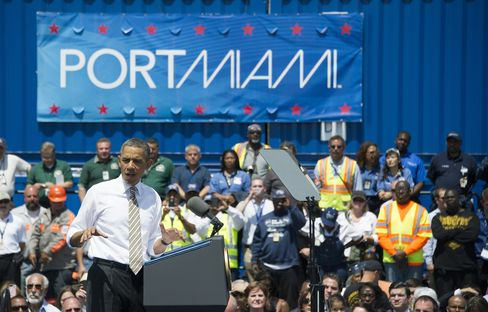 Obama Returns to Economic Focus With Infrastructure Proposals