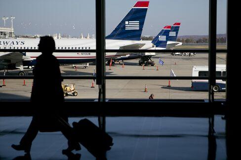 US Airways Job Rush Like Delta's as 16,500 Vie for 450 Vacancies