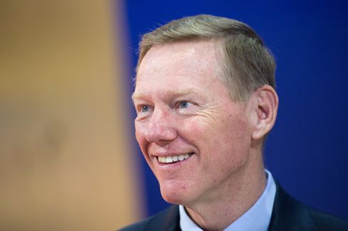 Ford Co. Chief Executive Officer Alan Mulally