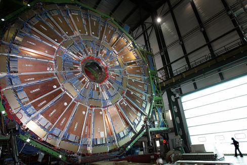 """Europeans Looking for """"God Particle"""" Means U.S. Science Slips"""