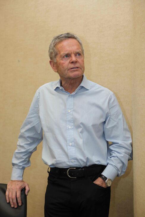 Simon Murray, Chairman of Glencore