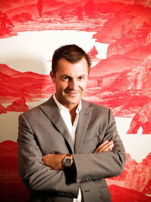 BlueCrest Co-Founder Michael Platt
