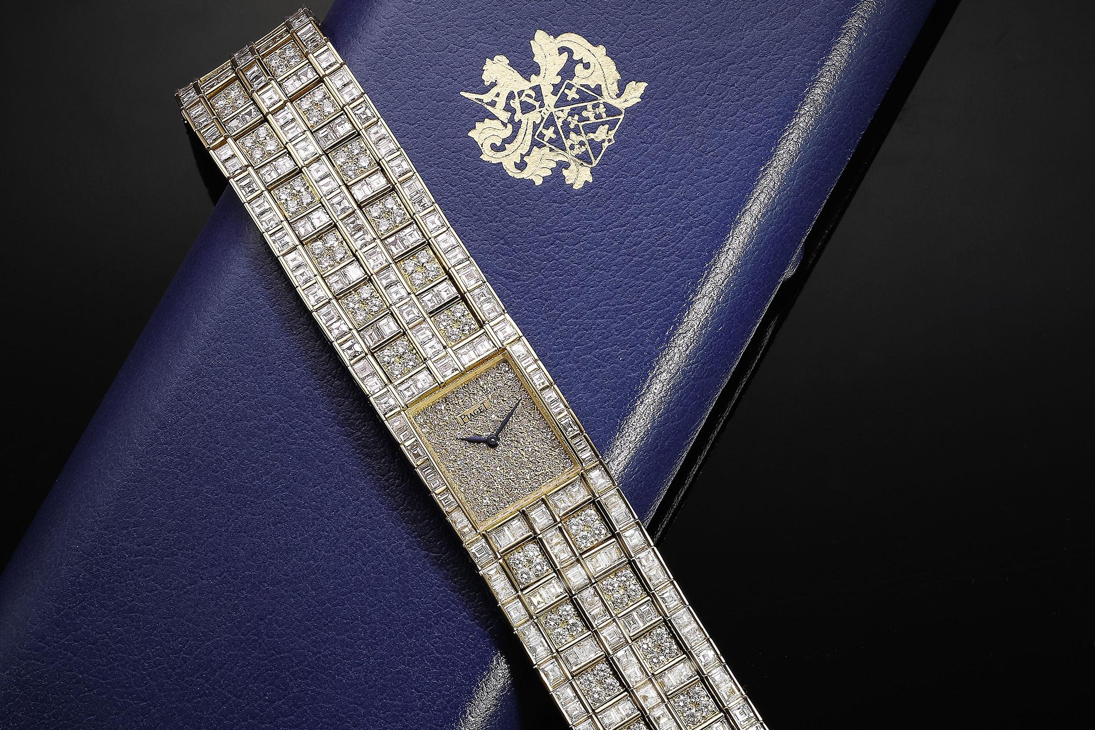 Piaget Bracelet Watch (Lot 58)