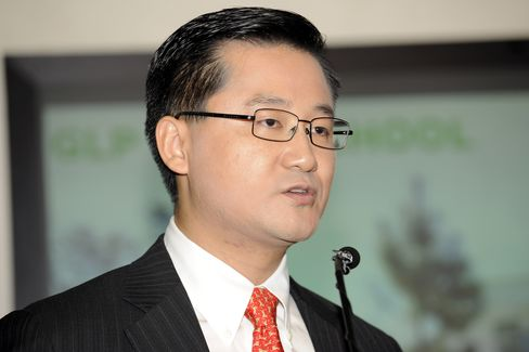 Global Logistic Properties CEO Ming Mei