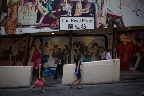 Lan Kwai Fong Plans One China Project Annually Over 5 Years