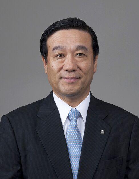 NTT Data Toshio Iwamoto