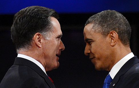 Romney Attacks on Foreign Policy as Obama Says Americans Safe