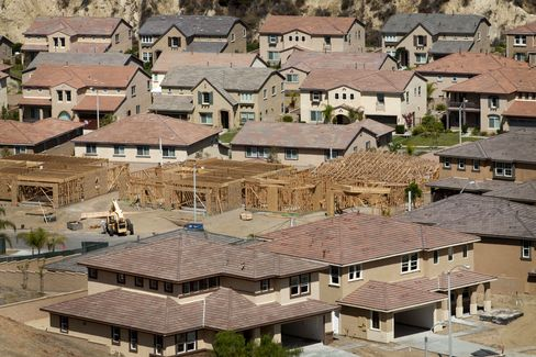 Foreclosures Draw Private Equity as U.S. Sells Homes