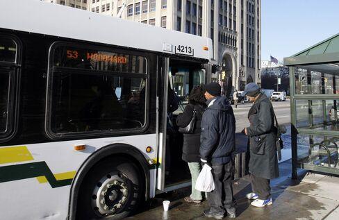 Detroit Public Transportation
