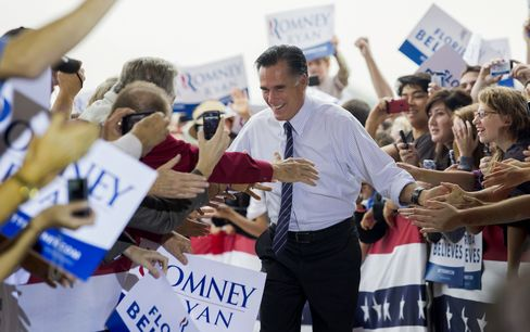 Romney Remains a Mystery After Revealing Little on Trail
