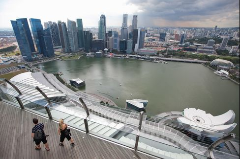 Singapore Is Asia's Most Competitive City