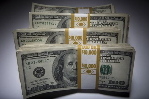 Dollar Strengthens Before Bernanke
