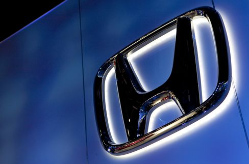 Honda Expects 2012 U.S. Sales to Rise 27%, U.S. Sales Chief Says