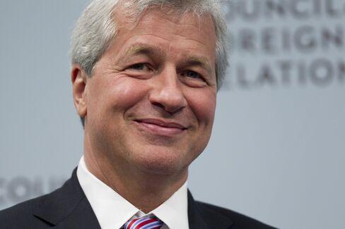 JPMorgan's Tanious Calls U.S. Best House in Lousy Neighborhood