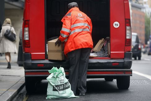 Cable Said to Outline Plan for U.K Royal Mail Shares Sale