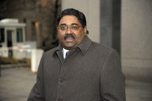 Galleon Group Co-Founder Raj Rajaratnam
