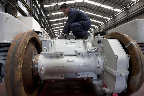 Bombardier Weighs Mexico Rail as Europe Stalls