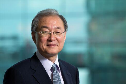South Korea's Trade Minister Bark Tae Ho